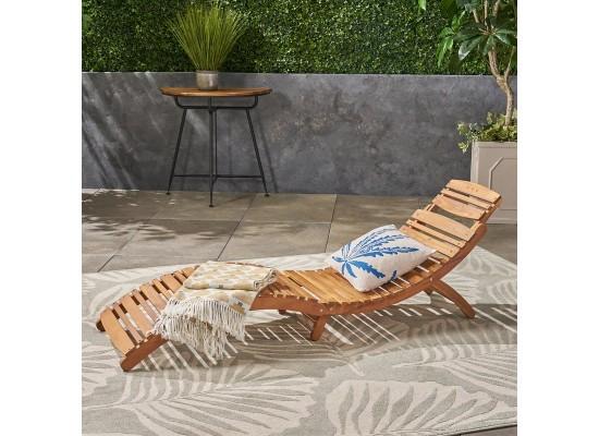 Фото 1. Раскладной лежак из дерева обновленная модель