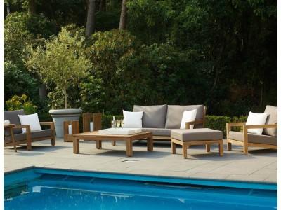Садовая мебель из дерева Lounge Brown