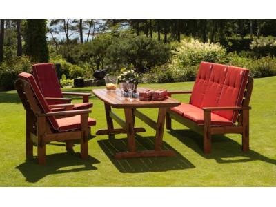 Деревянная садовая мебель Sweet Set
